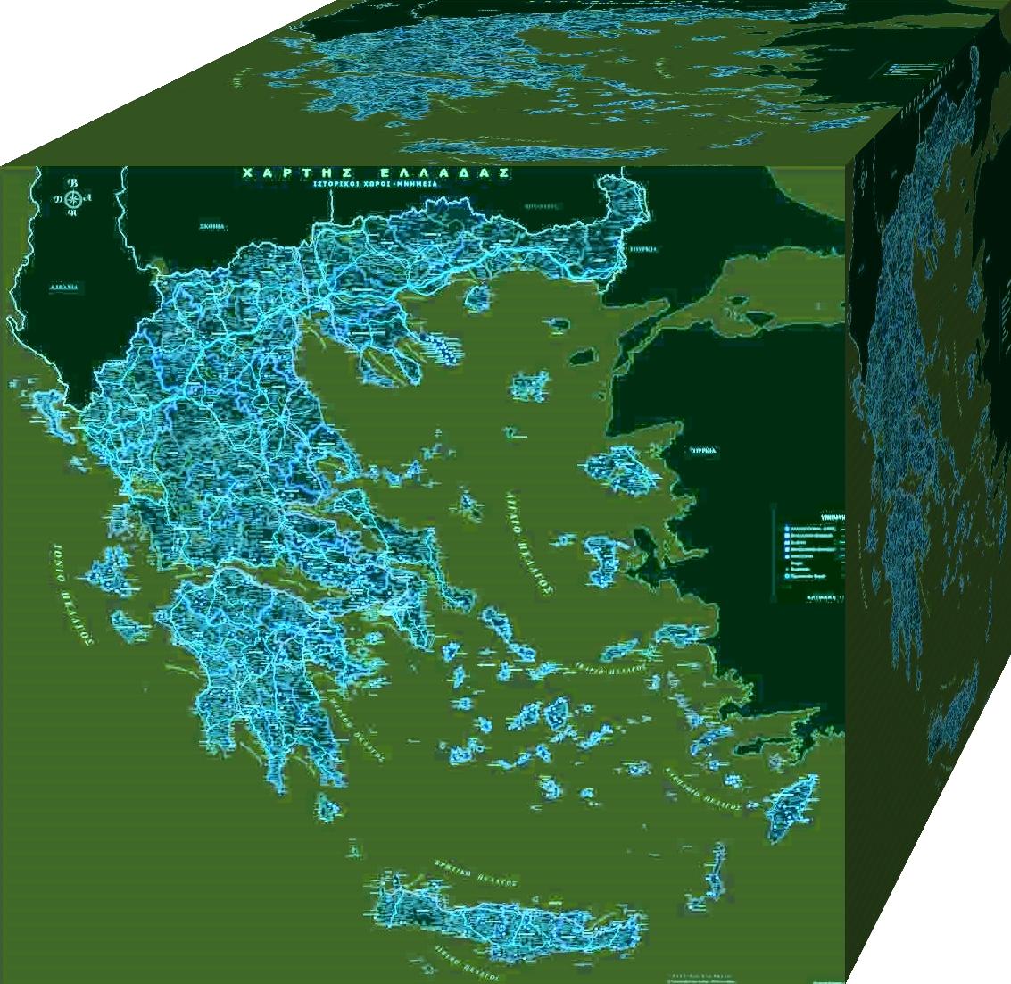 Χαρτογράφηση γεωτρήσεων
